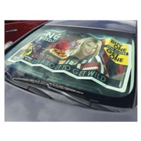 Windshield Sun Shade - Full Color Imprint